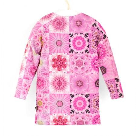 長袖上衣*Shirt, long sleeve 粉紅夢 Pink Dream*瑞典無毒防曬