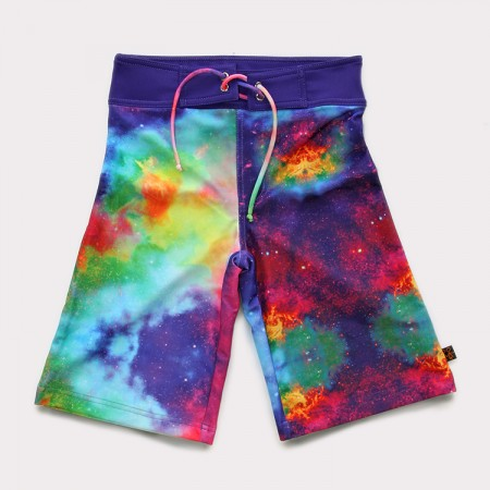 沙灘褲*太空幻想 Space Fantasy*Solamigos瑞典無毒防曬衣