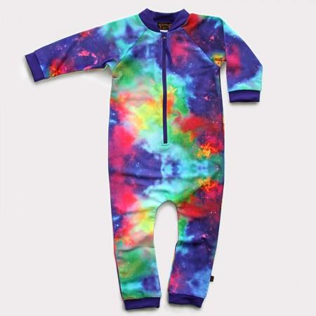 嬰兒長袖連身衣*UV Babysuit 太空幻想 Space Fantasy*