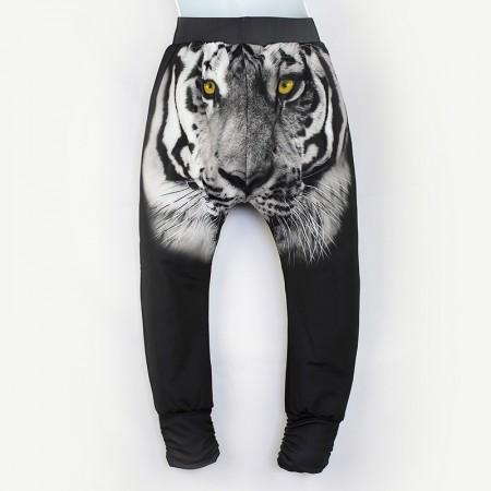 哈倫褲*Harem Pants 老虎 Tiger*Solamigos瑞典無毒防曬衣