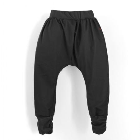 哈倫褲*Harem Pants 黑色 Negro*Solamigos瑞典無毒防曬衣
