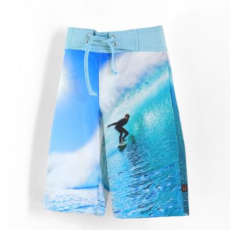 沙灘褲*Surfing shorts 衝浪 Wave*Solamigos瑞典無毒防曬衣