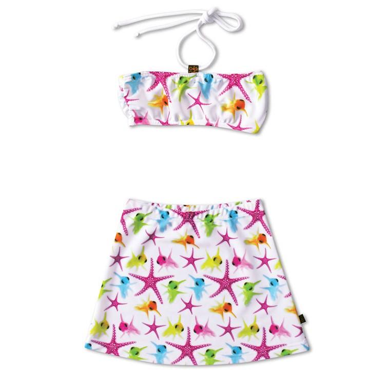 比基尼*小海星Dress bikini Aquarium*Solamigos無毒防曬衣