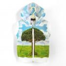 連帽背心*UV Hoodie 大樹 Tree*Solamigos瑞典無毒防曬衣