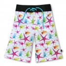 沙灘褲*Surfing shorts 小海星 Aquarium*Solamigos
