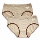 蜜貼生理褲單件 二色可選(日常及生理期皆適用)貼心夾層 無防水層更透氣