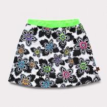 短裙*UV Skirt 扶桑花 Hibiscus*Solamigos瑞典無毒防曬衣