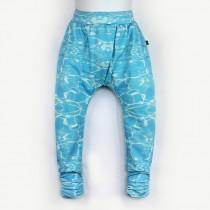 哈倫褲*Harem Pants 水波 Aqua*Solamigos瑞典無毒防曬衣