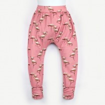 哈倫褲*Harem Pants 紅鶴 Flamingos*Solamigos瑞典無毒防曬衣